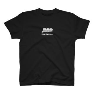 FRONT ENSEMBLE T-shirts