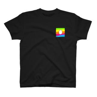 ANKアイコンデザイン T-shirts