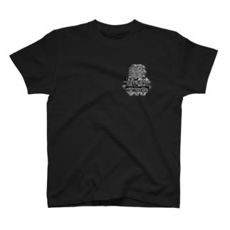 モノコック終 T-shirts