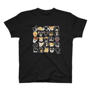 GOOD DOG 2016 その3 T-shirts