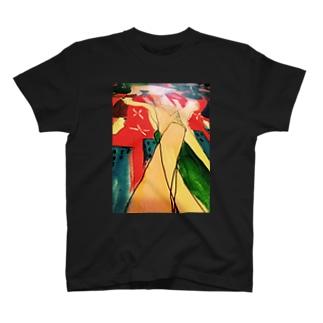 世界の果てシリーズ T-shirts