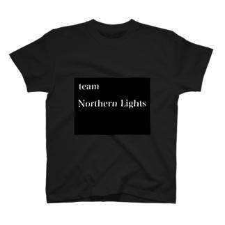 team Northern Lights T-shirts