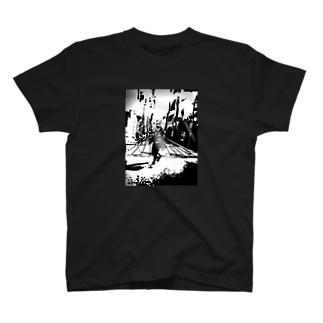 昼時 T-shirts
