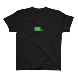 僕のバッテリーTシャツ T-shirts