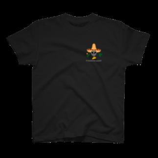 キキティのエイリアン、メキシコの理由 T-shirts
