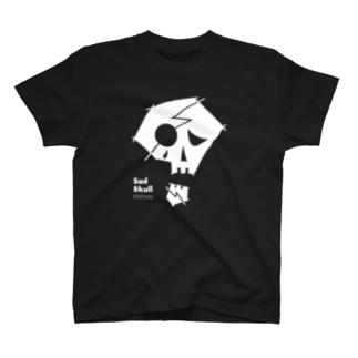 Sad Skull T-shirts