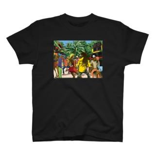 Jamaican Dance T-shirts