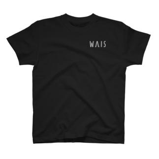 WAIS ホワイトロゴアパレル T-shirts