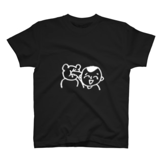 どつ(ダーク色) T-Shirt