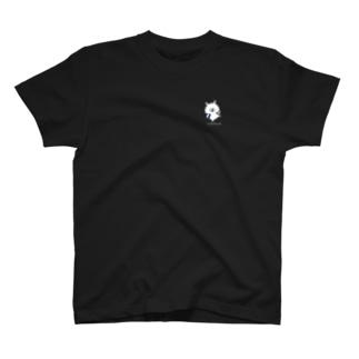 ゆるうさぎ 今日も元気! T-shirts