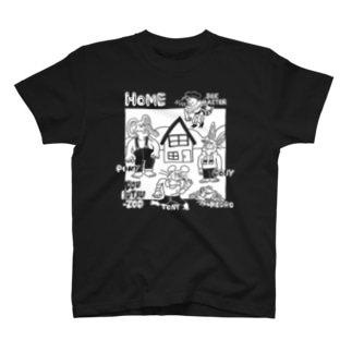 HOME T-shirts