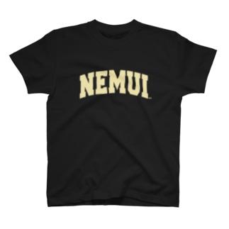 NEMUI UNIVERSITY T-shirts