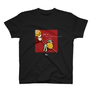 愛は灯台下暗し T-shirts