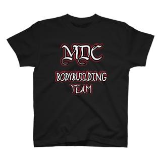 MDC   ボディビルディングチーム T-shirts