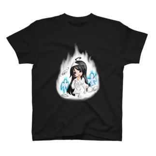 まっつん工房の幽霊の子 T-shirts