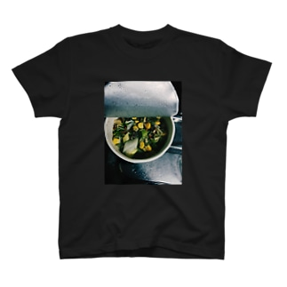 .夜食くん T-shirts