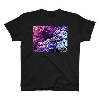ツツジ(躑躅) T-shirts