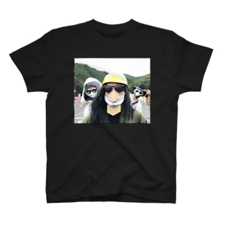 あの日のTシャツ T-shirts