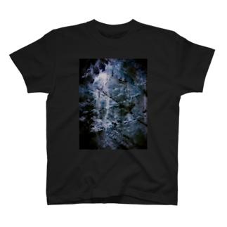 Artwork#1 岩肌 T-shirts