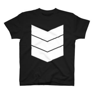 "3LINE ""WHITE"" T-shirts"