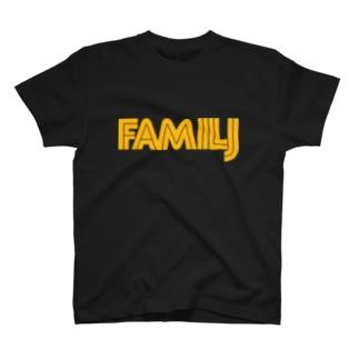 FAMILJ T-shirts