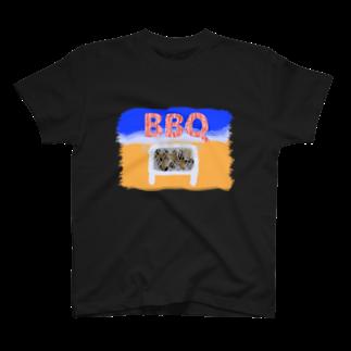 【公式】USJDM.netのBBQ T-shirts