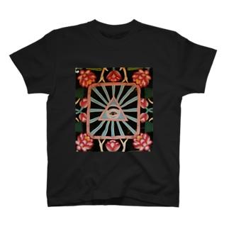カオダイ教の目 T-shirts