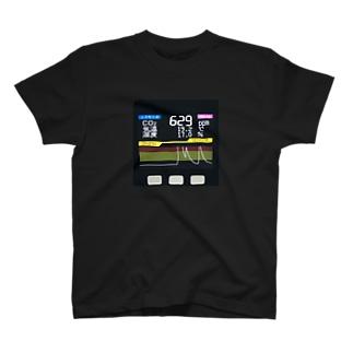 CO2換気モニター エアモニ太 T-shirts