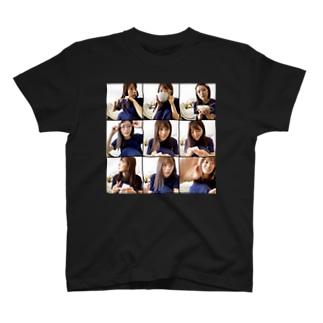朝娘。 T-shirts