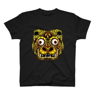 虎の面 T-shirts