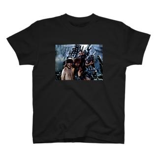 HELL DUMP  201X T-shirts