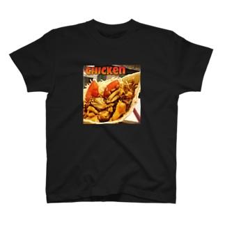 ケバブT-チキン- T-shirts