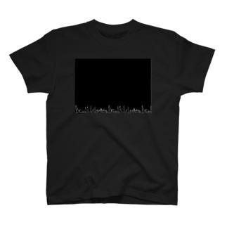 ちょっとした夜景 T-shirts