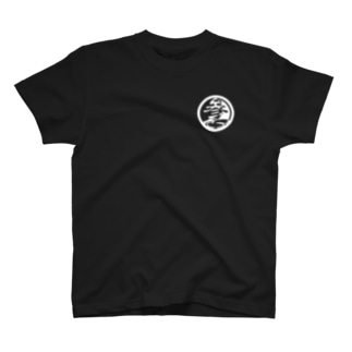 〇参壱吾(白柄小) T-shirts