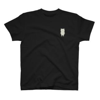 かわいい犬 T-shirts