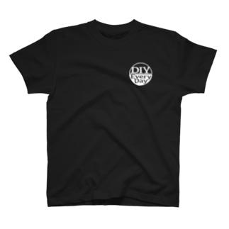 DIY Every Day公式アイテム T-shirts