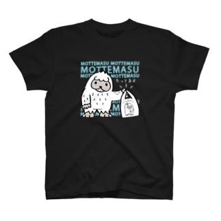 CT111 YETI is yeah*B*もってます T-shirts