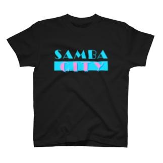 SAMBA CITY T-shirts