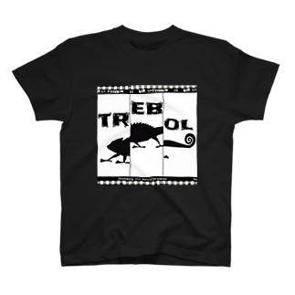 フルグラ トレボルオリジナル4 T-shirts