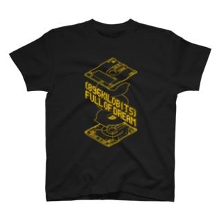 (896kilobits)Full Of Dream T-shirts
