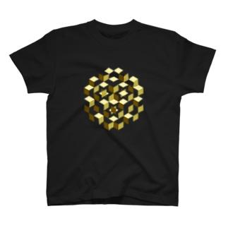 キンキラっぽいtシャツ T-shirts