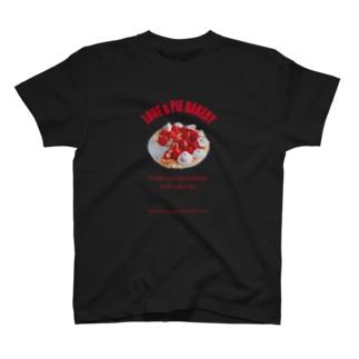 ラブアンドパイベーカリー T-shirts