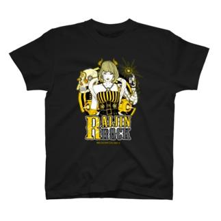 iNOQのRAIJIN ROCK T-shirts
