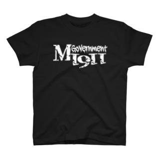 ガバメントシンプルシリーズ! T-shirts