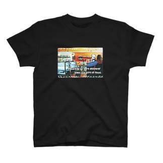 Pixlast(ルティ) カフェver. T-shirts