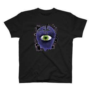 悪魔の毒リンゴ T-shirts