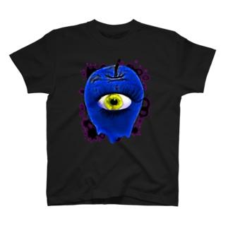 悪魔の毒リンゴVer.4 T-shirts