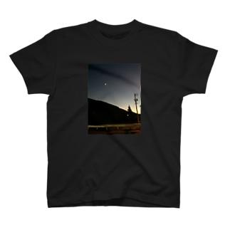月夜 T-shirts