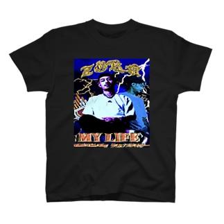 ラップTシャツ ZORN T-shirts