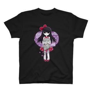 メンヘラ観音。お葬式Ver. T-shirts